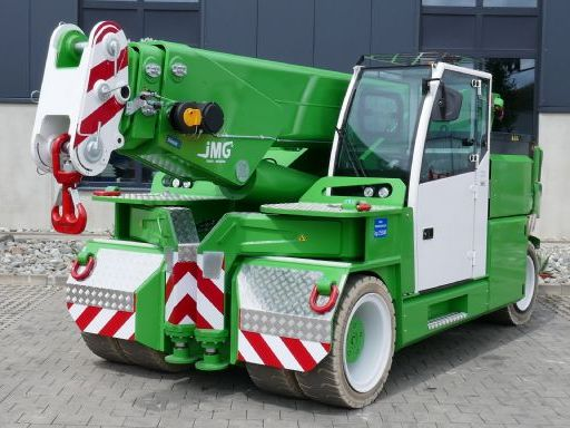 JMG MC 250 Pick & Carry Crane www.hanselmann.de