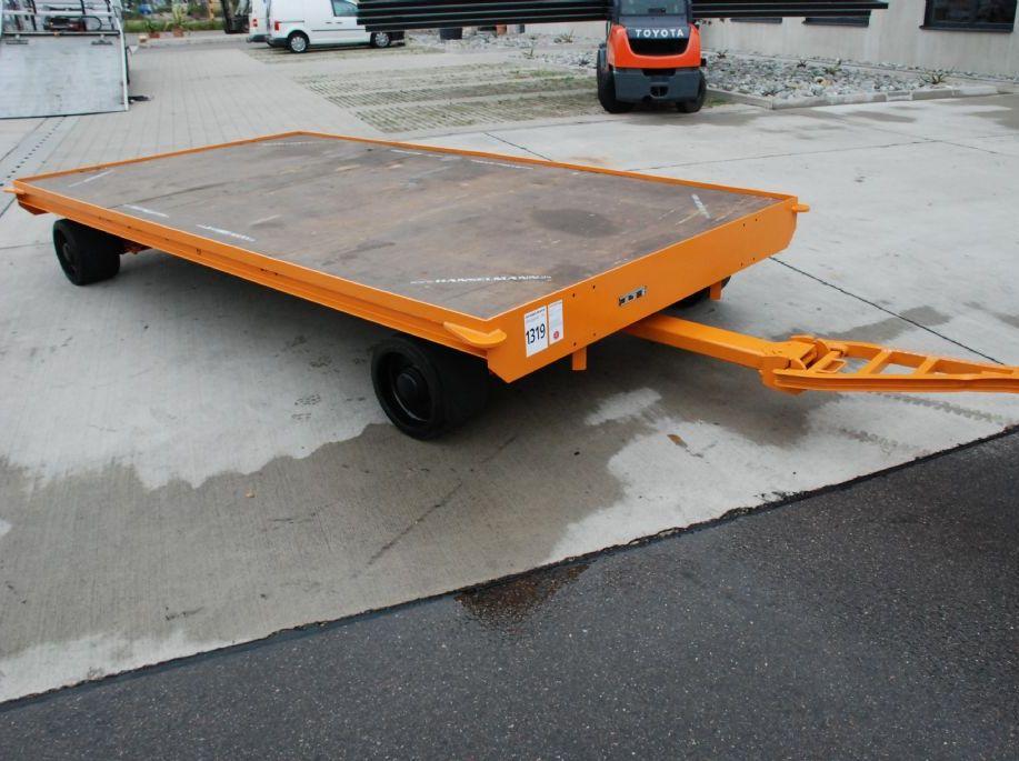 Pefra 4150 Industrieanhänger www.hanselmann.de