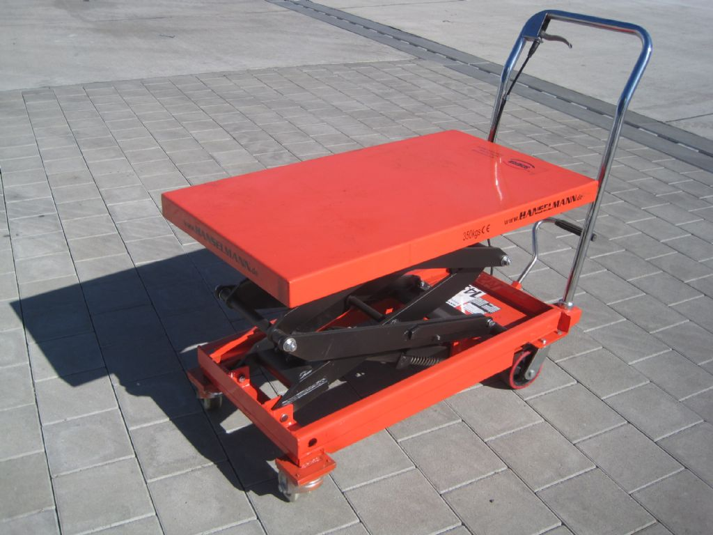 *Sonstige Scherenhubtisch Handhubwagen www.hanselmann.de