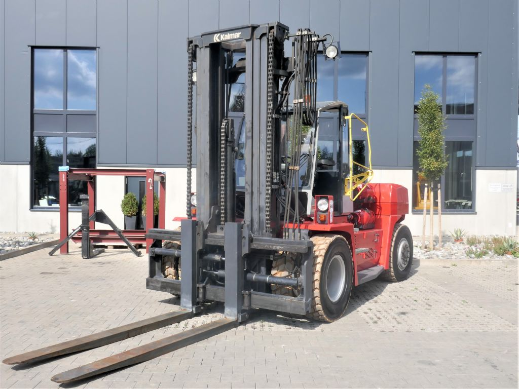 Kalmar GCE140-6 Treibgasstapler www.hanselmann.de
