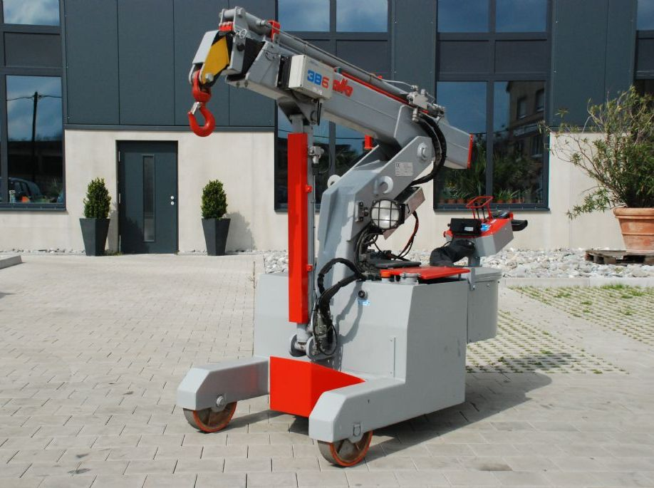 Valla 20.EC Pick & Carry Crane www.hanselmann.de