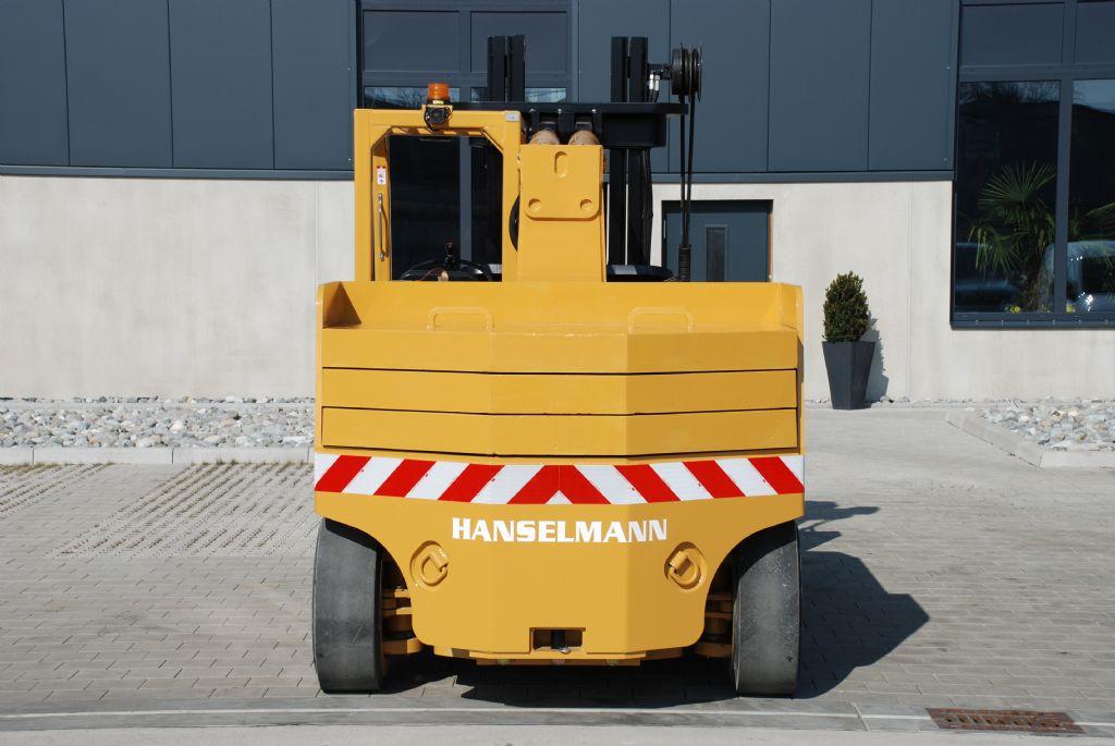 *Sonstige Thor 4060 Treibgasstapler www.hanselmann.de