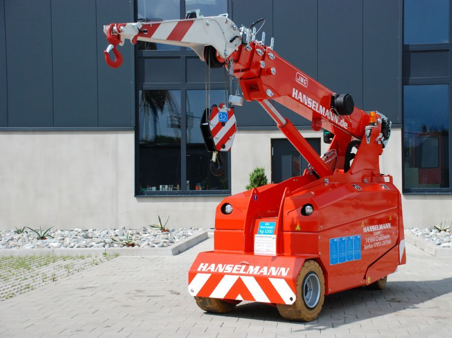 *Sonstige MC 32S Pick & Carry Crane www.hanselmann.de