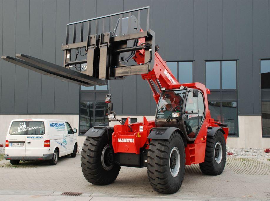 Manitou MHT 10225L  Teleskopstapler starr www.hanselmann.de
