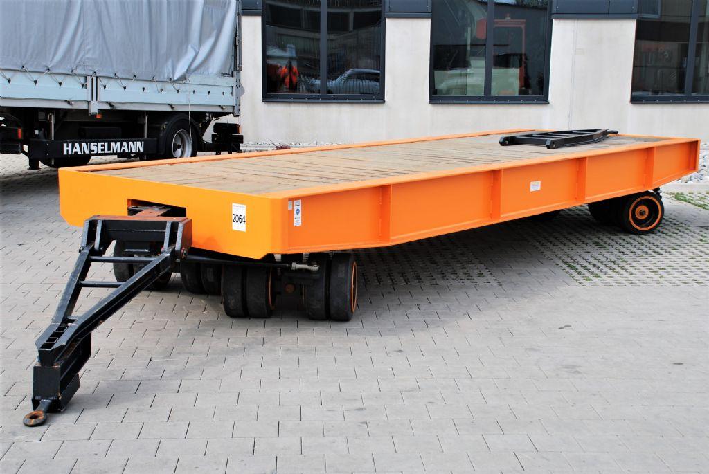*Sonstige TPW30 AL-PA6000-2000 Industrieanhänger www.hanselmann.de