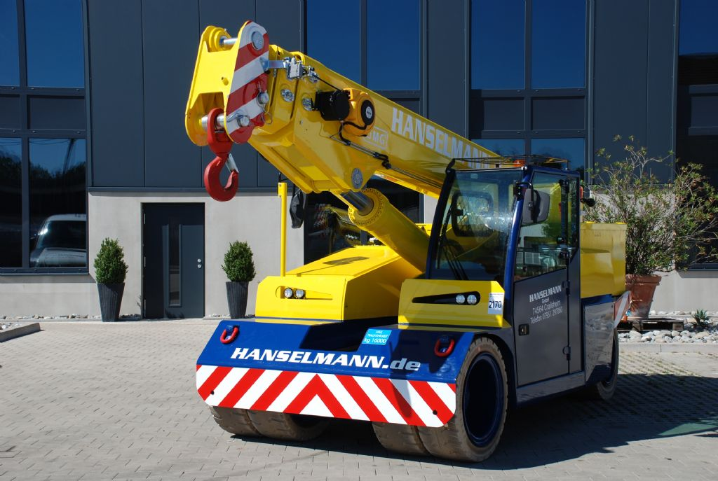 *Sonstige MC160 Pick & Carry Crane www.hanselmann.de
