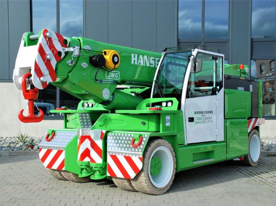 *Sonstige JMG MC350 Pick & Carry Crane www.hanselmann.de