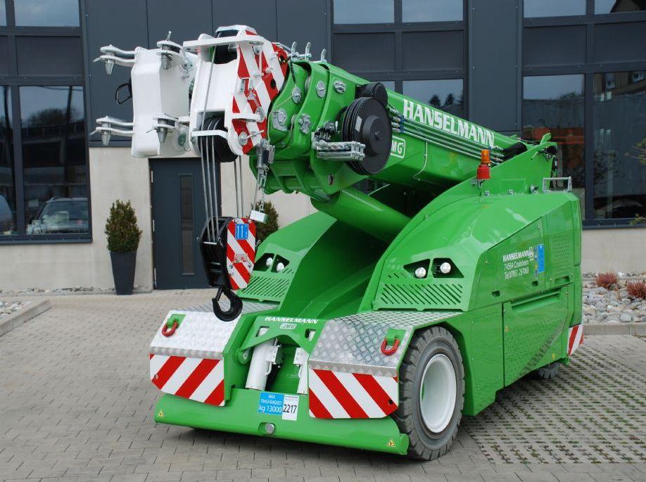 *Sonstige JMG MC130S Pick & Carry Crane www.hanselmann.de