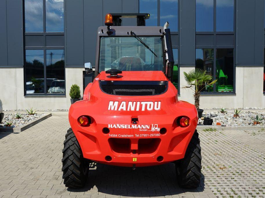 Manitou M30-4 4ST3B Geländestapler www.hanselmann.de