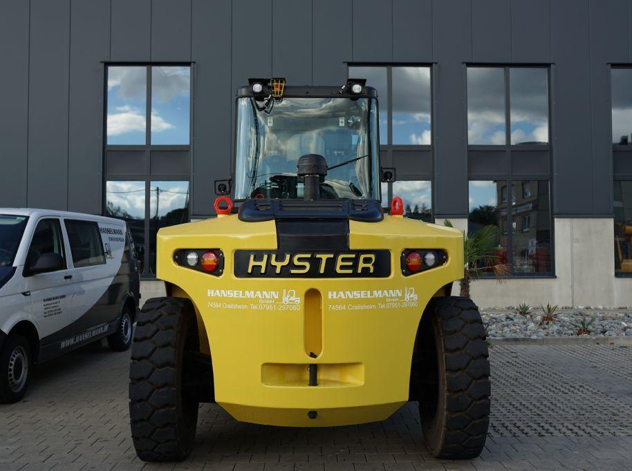 Hyster H16XM-6 Dieselstapler www.hanselmann.de