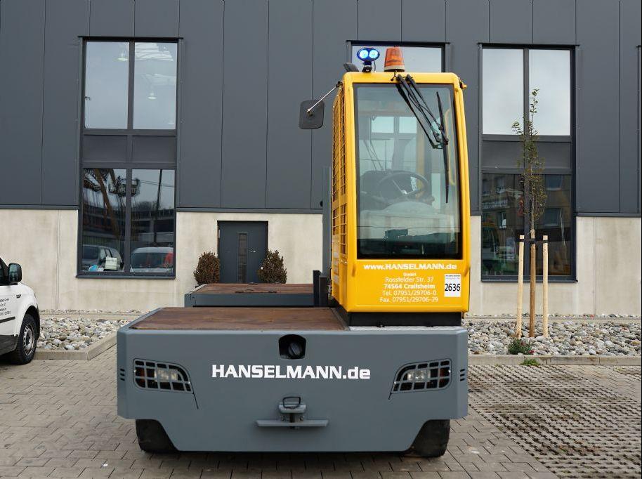 Baumann GX70/14/40 ST Seitenstapler www.hanselmann.de