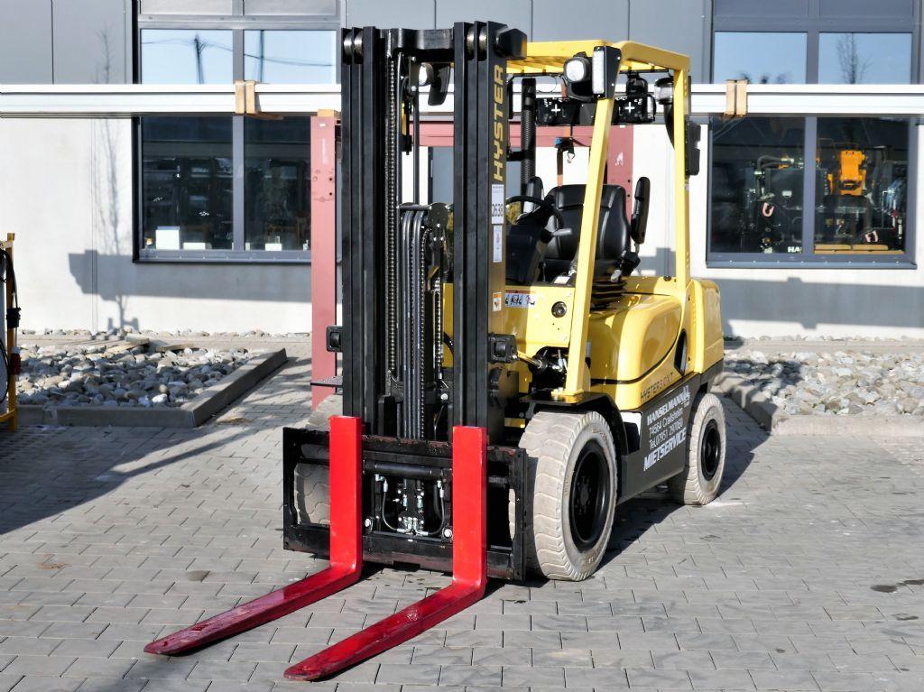 Hyster H3.00 XT Dieselstapler www.hanselmann.de