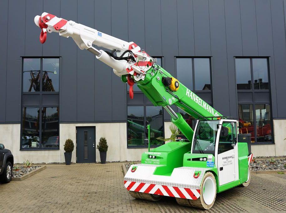 *Sonstige JMG MC160 Pick & Carry Crane www.hanselmann.de