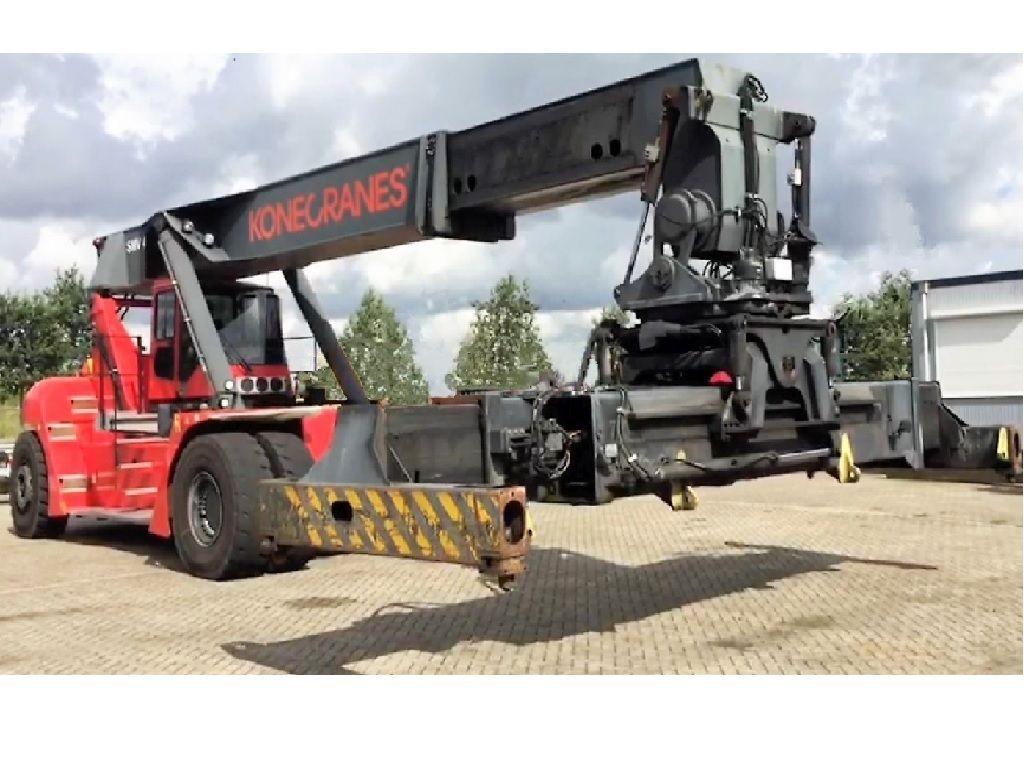 Konecranes SMV4531 TB5 Full-container reach stacker www.schumacher-gabelstapler.de