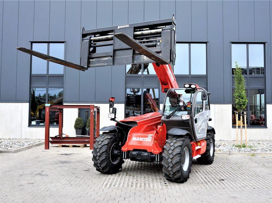 Manitou MHT790 104JD ST4 S1 Teleskopstapler starr www.hanselmann.de