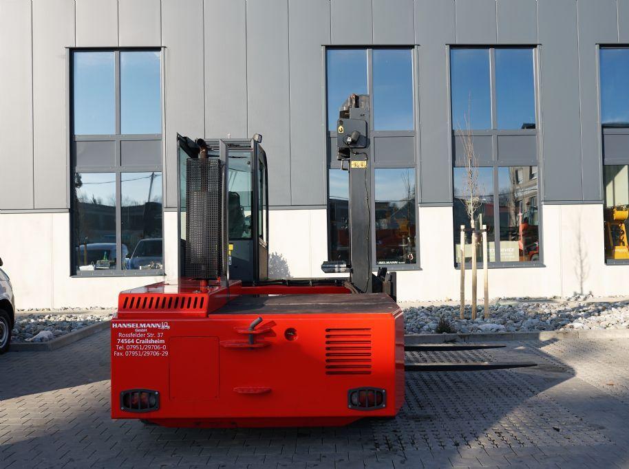 Jumbo Terra Jumbo JDQ 60/14/40 Seitenstapler www.hanselmann.de