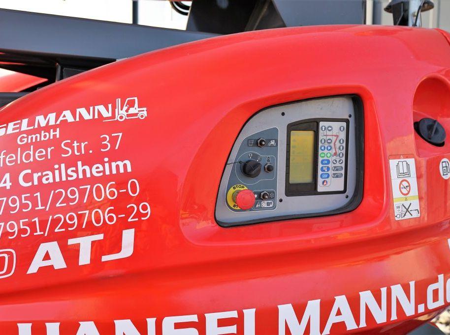 Manitou 180 ATJ2 E3 Gelenkteleskopbühne www.hanselmann.de