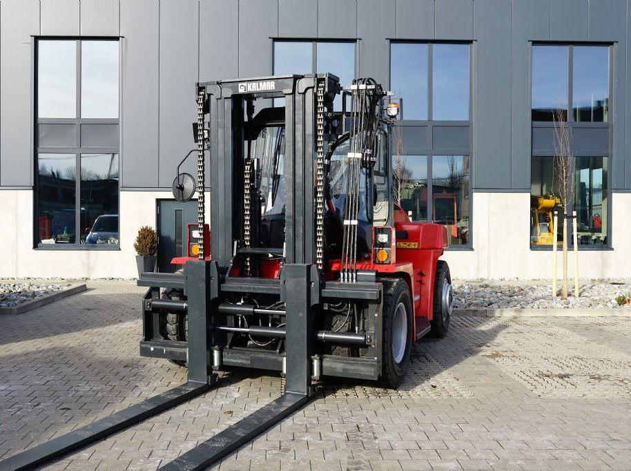 Kalmar DCG120-6 Dieselstapler www.hanselmann.de