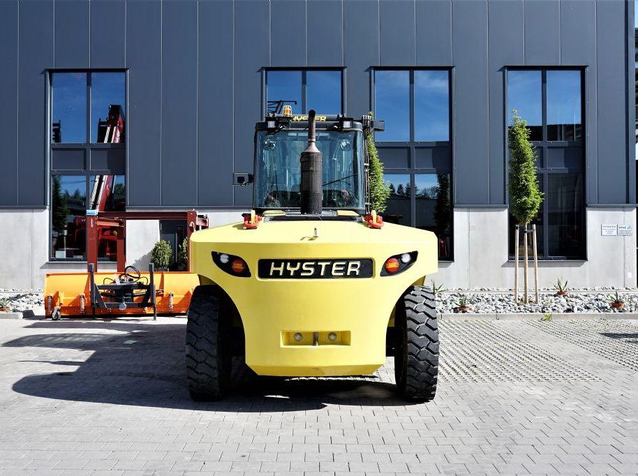 Hyster H16XM-12 Dieselstapler www.hanselmann.de
