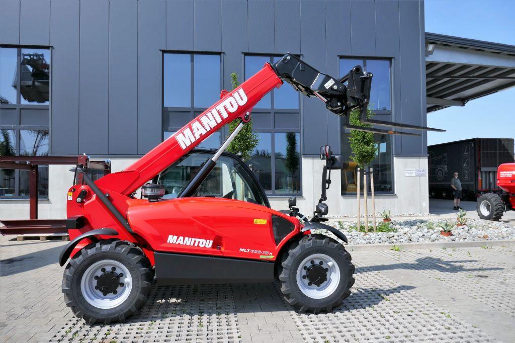 Manitou MLT625-75H ST3B Classic Teleskopstapler starr www.hanselmann.de