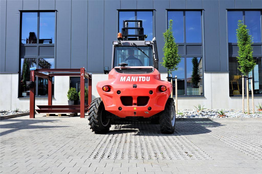 Manitou M30-4 P ST3B S4 EU Geländestapler www.hanselmann.de