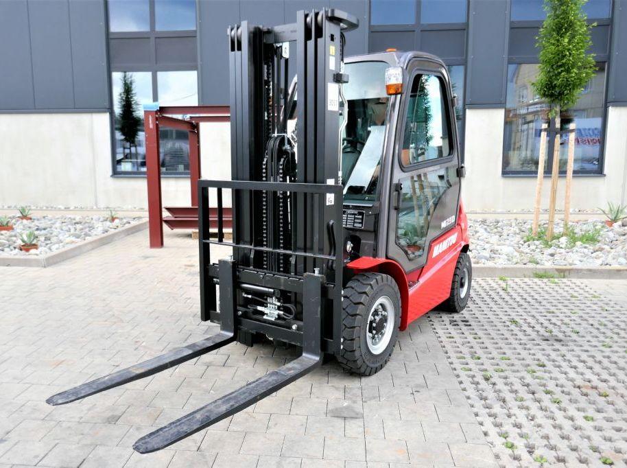 Manitou MI25D Y E3 S3 Dieselstapler www.hanselmann.de