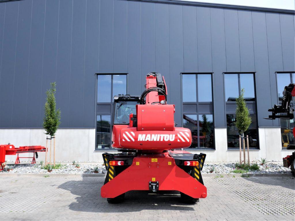 Manitou MRT1840 Easy 55P 360 ST4 S2 Teleskopstapler drehbar www.hanselmann.de