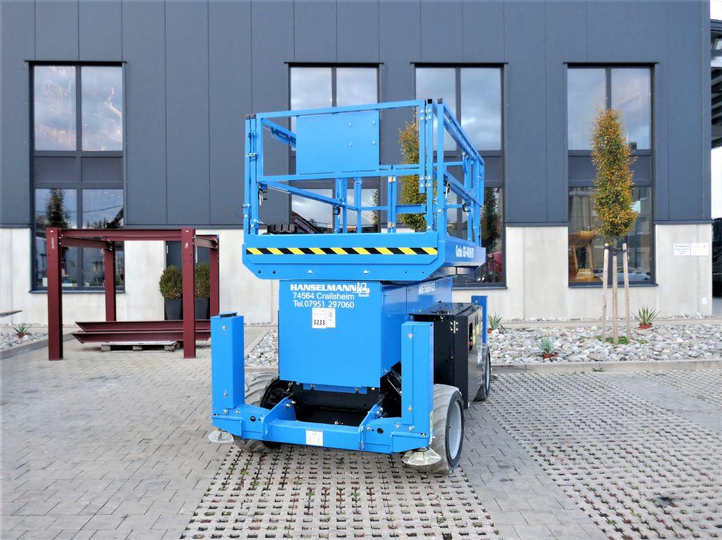 Genie GS-4069RT Scherenarbeitsbühne www.hanselmann.de