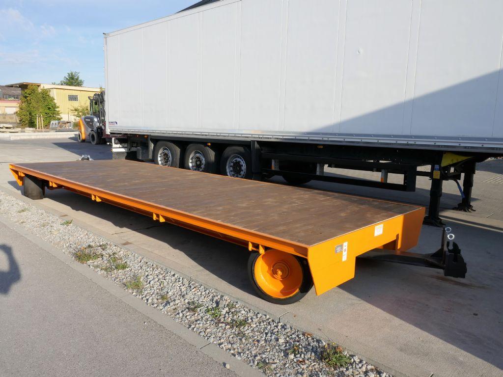 *Sonstige TPW20 AL-PA Industrieanhänger www.hanselmann.de