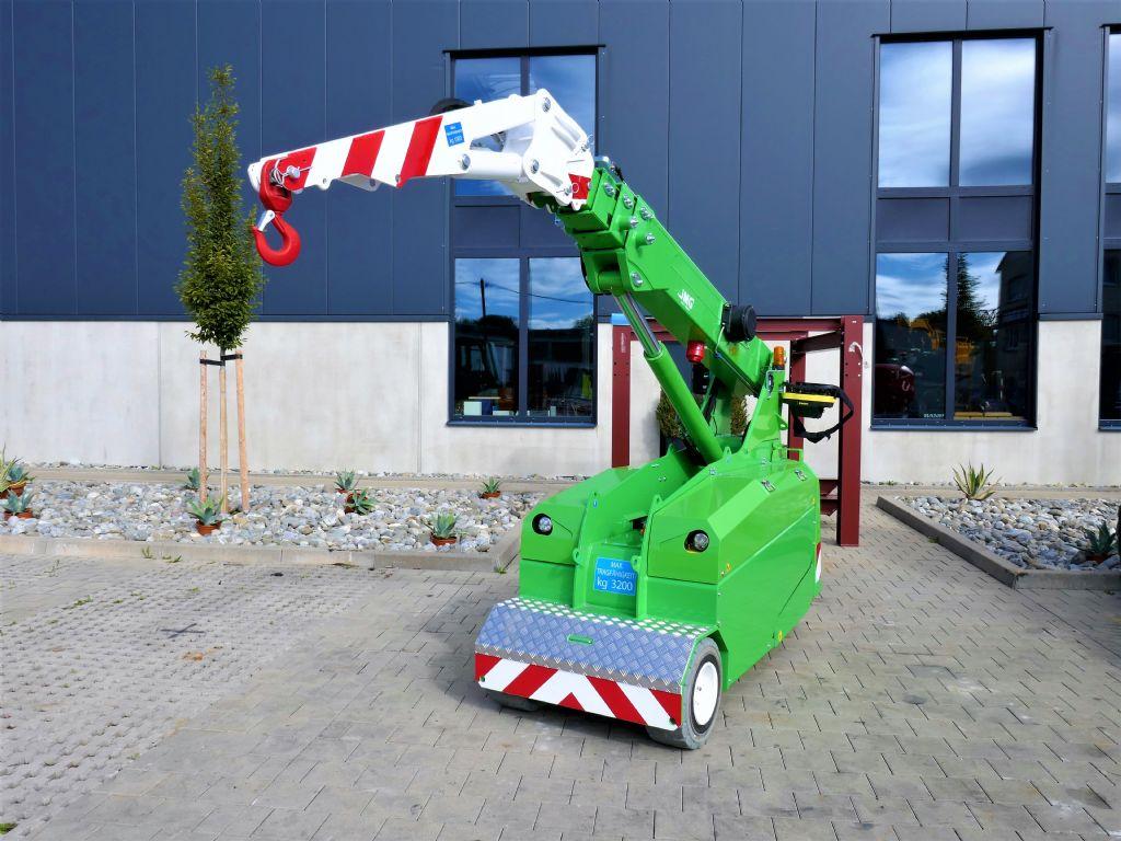 JMG JMG MC 32S Pick & Carry Crane www.hanselmann.de