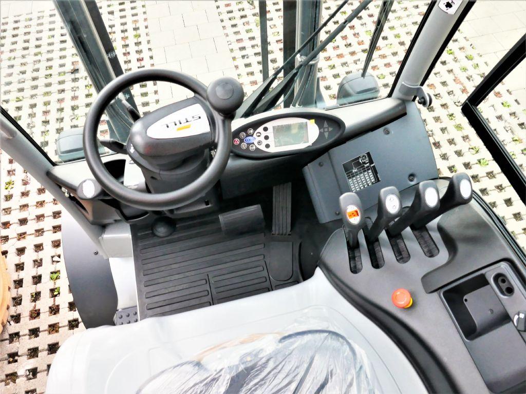 Still RX60-50 Elektro 4 Rad-Stapler www.hanselmann.de