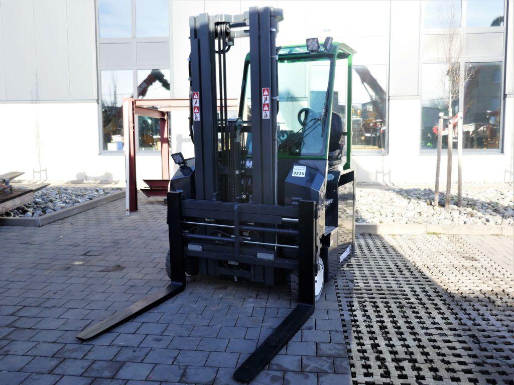 Combilift CBE3000 Vierwege Seitenstapler www.hanselmann.de