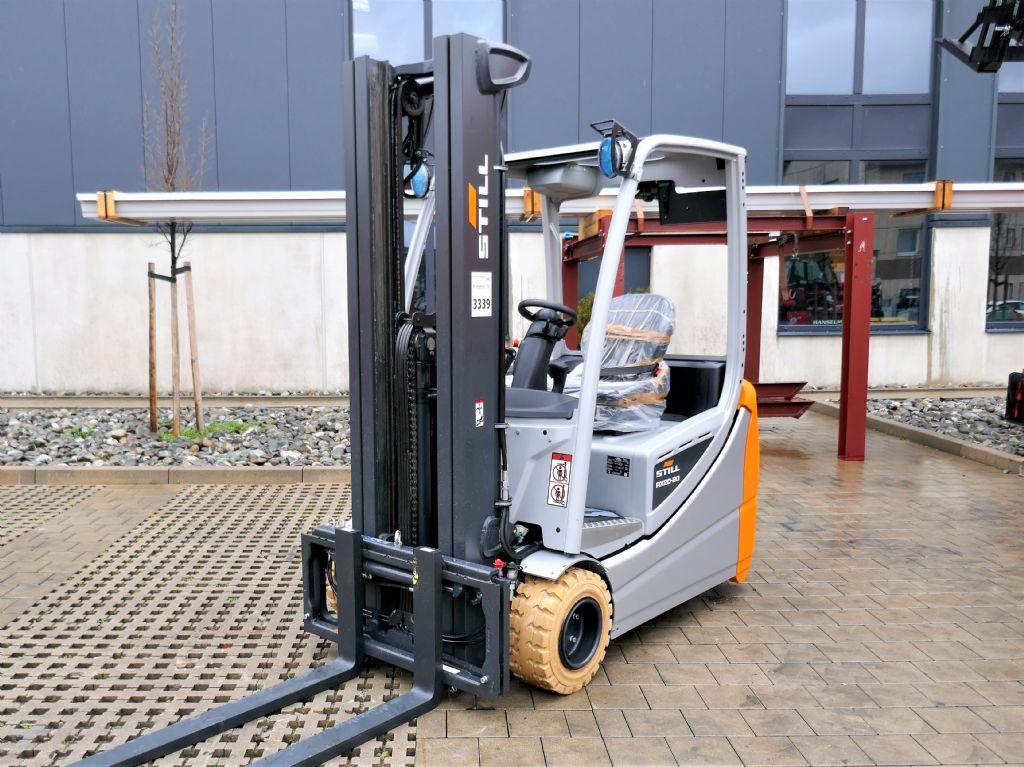 Still RX20-20L Elektro 3 Rad-Stapler www.hanselmann.de