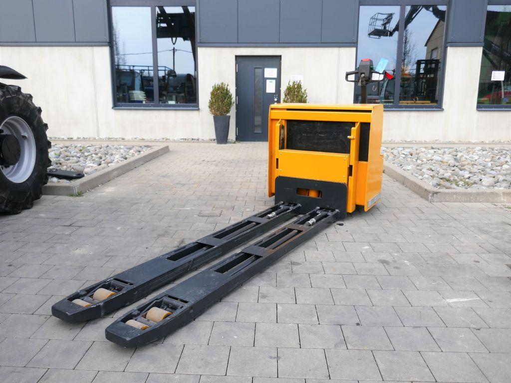 Genkinger Hubtex EGU5000 Niederhubwagen www.hanselmann.de