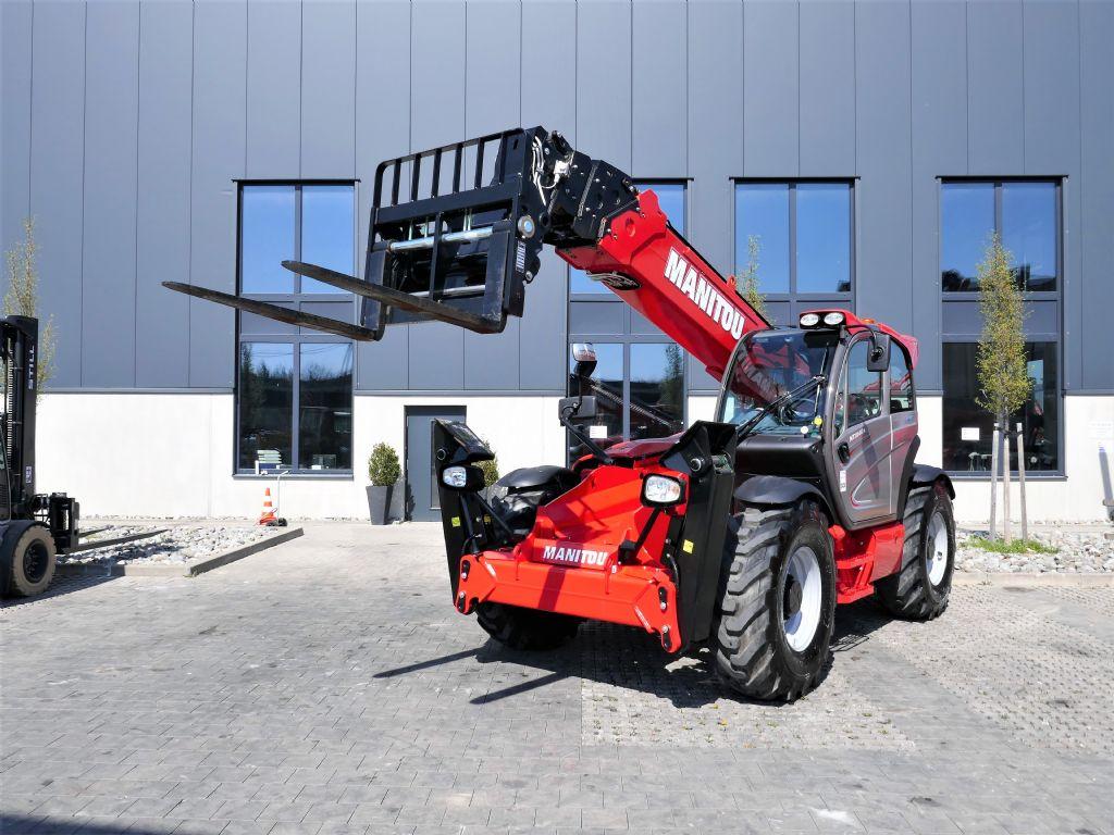 Manitou MT1840A 100P ST4 S1 Comfort Teleskopstapler starr www.hanselmann.de