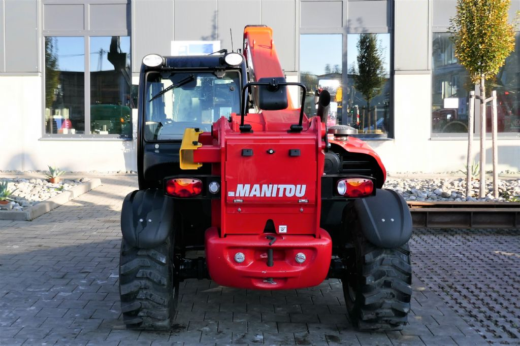 Manitou MT625 H Comfort 75K ST5 S1 Teleskopstapler starr www.hanselmann.de