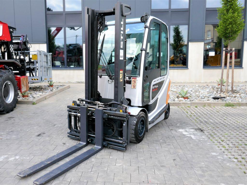 Still RX60-30 Elektro 4 Rad-Stapler www.hanselmann.de