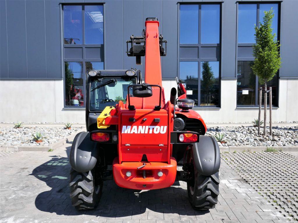 Manitou MLT625-75H ST3B Teleskopstapler starr www.hanselmann.de
