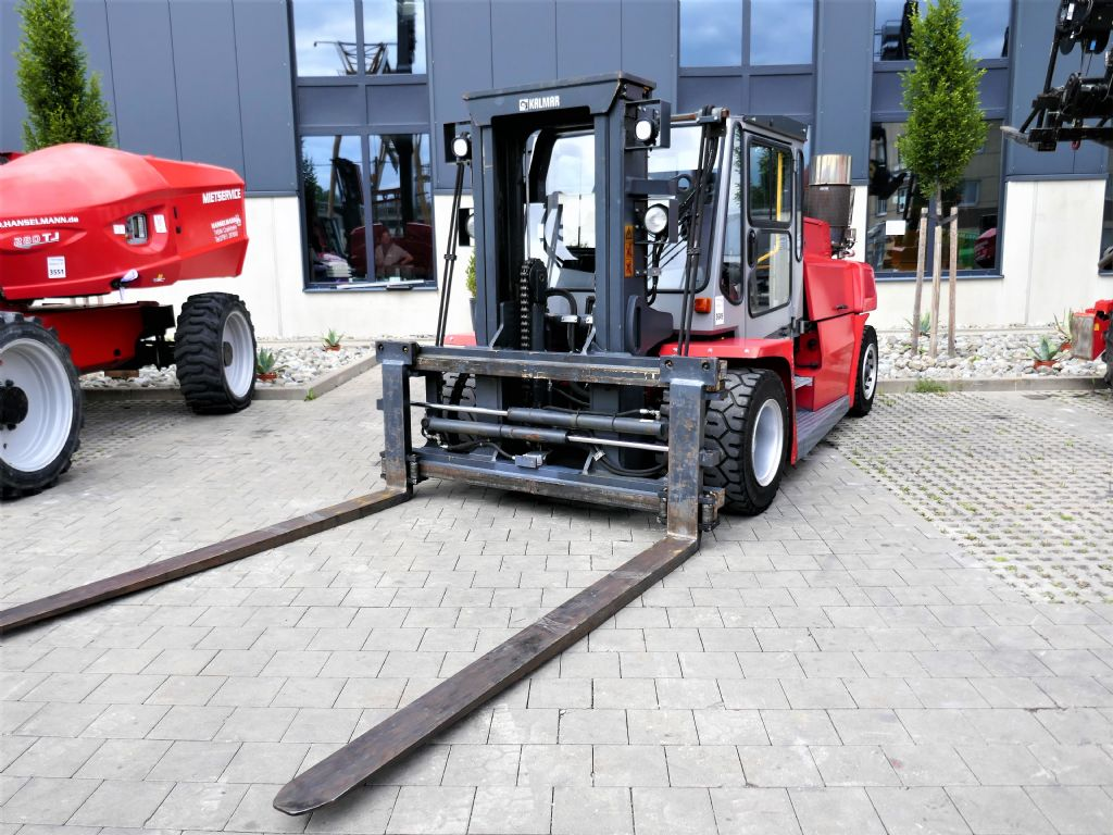 Kalmar DCE 80-6LB Dieselstapler www.hanselmann.de