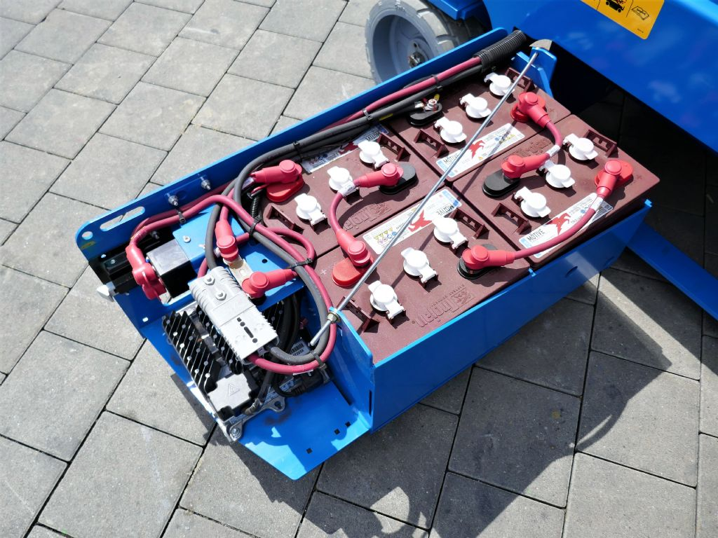 Genie GS1932 Scherenarbeitsbühne www.hanselmann.de