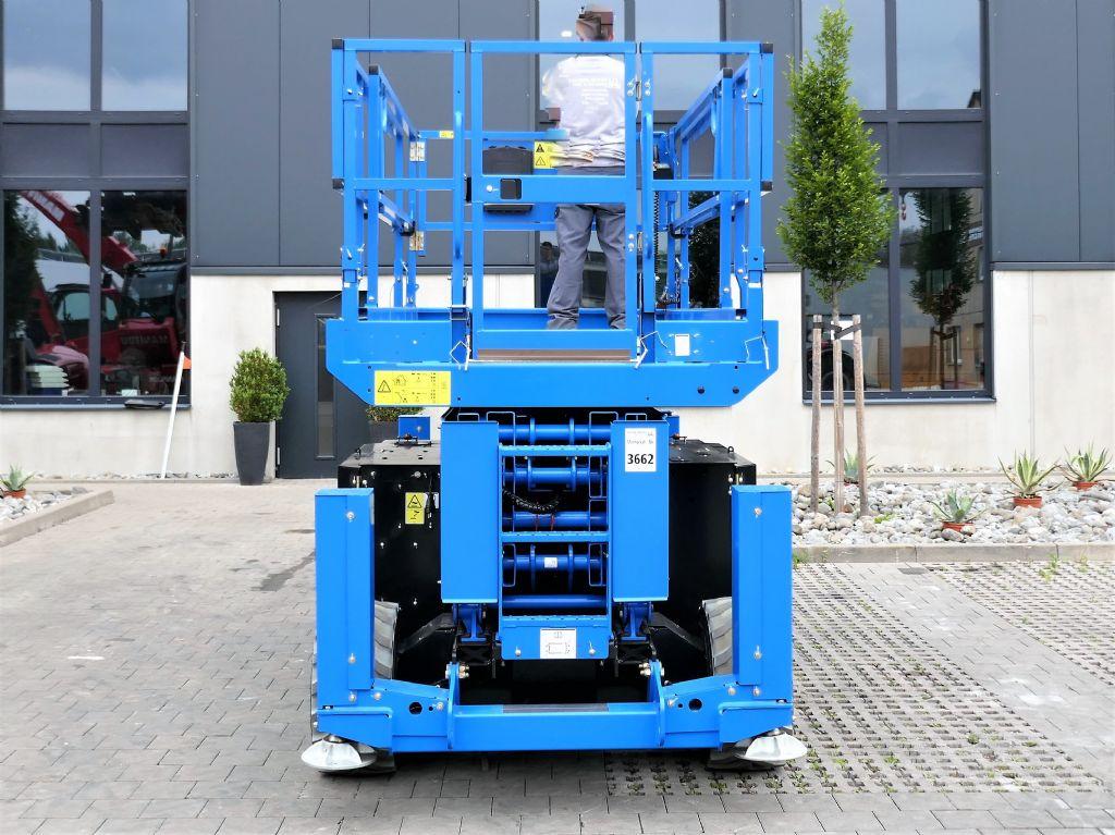 Genie GS-4069DC Scherenarbeitsbühne www.hanselmann.de