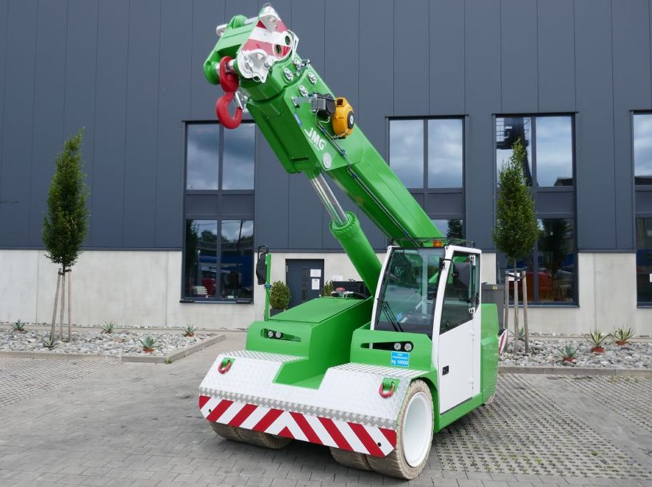 JMG MC 160 Pick & Carry Crane www.hanselmann.de