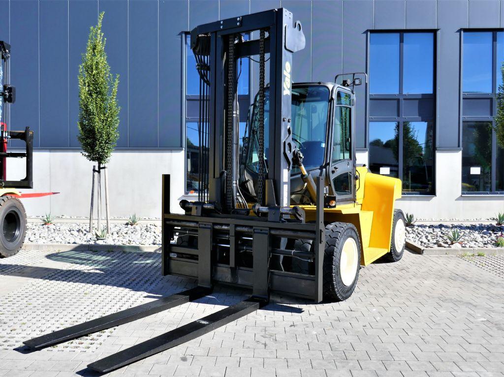 Yale GDP 120DC P3630 Dieselstapler www.hanselmann.de
