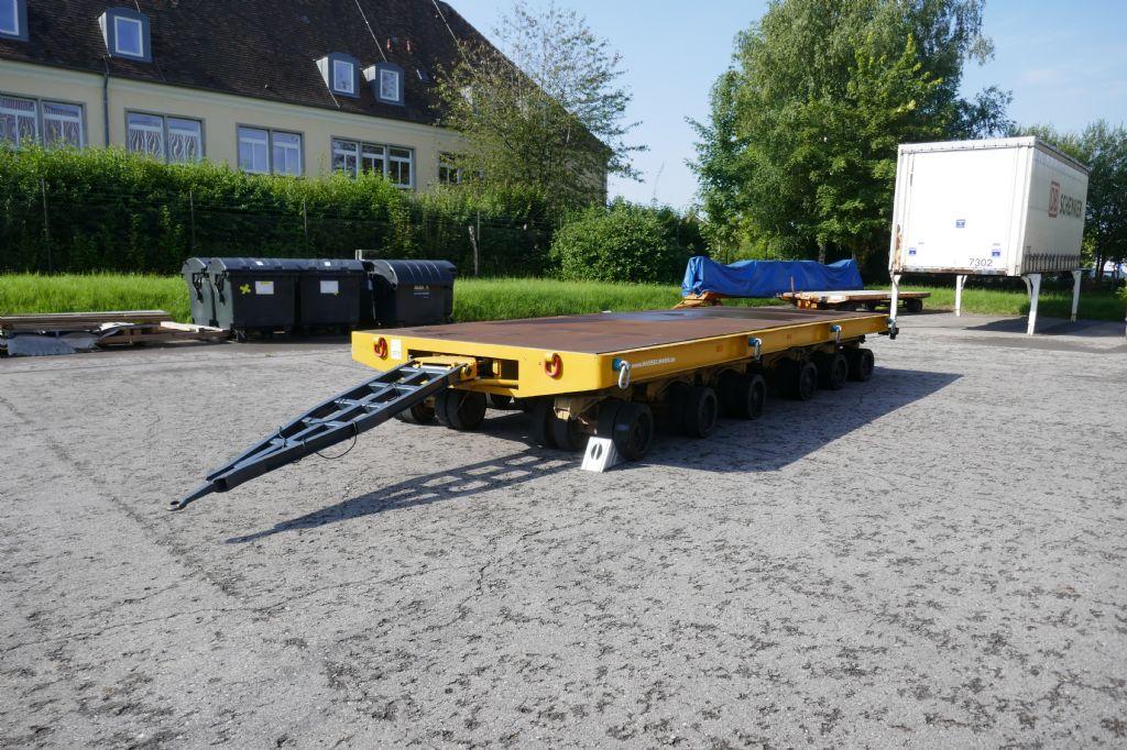 *Sonstige 120-Tonnen Schwerlastanhänger www.hanselmann.de