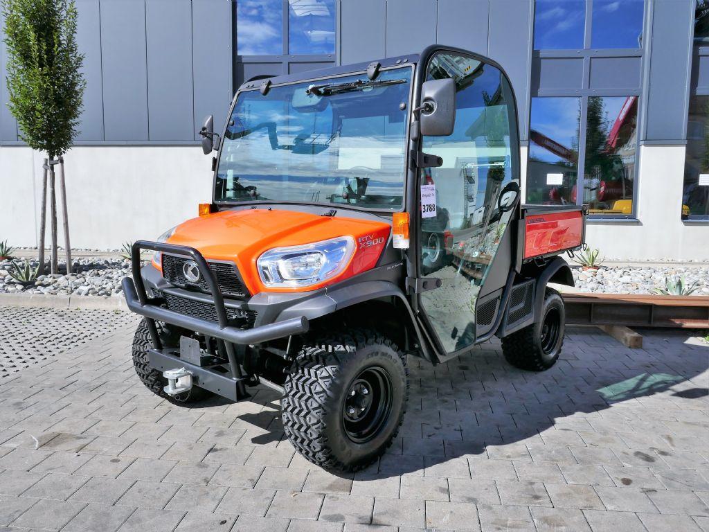 Kubota RTVX900NTWEO-H-MC 4WD-Mehrzweck-Transportfahrzeug Landmaschinen www.schumacher-gabelstapler.de