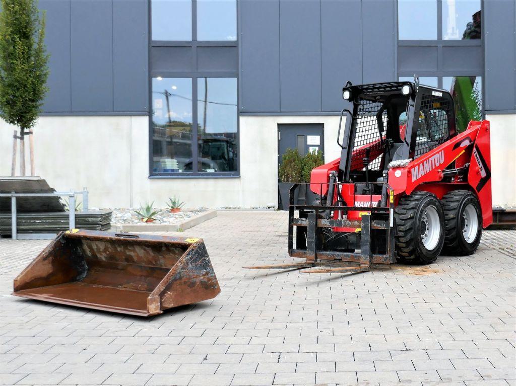 Manitou 1350R Compact loaders www.schumacher-gabelstapler.de