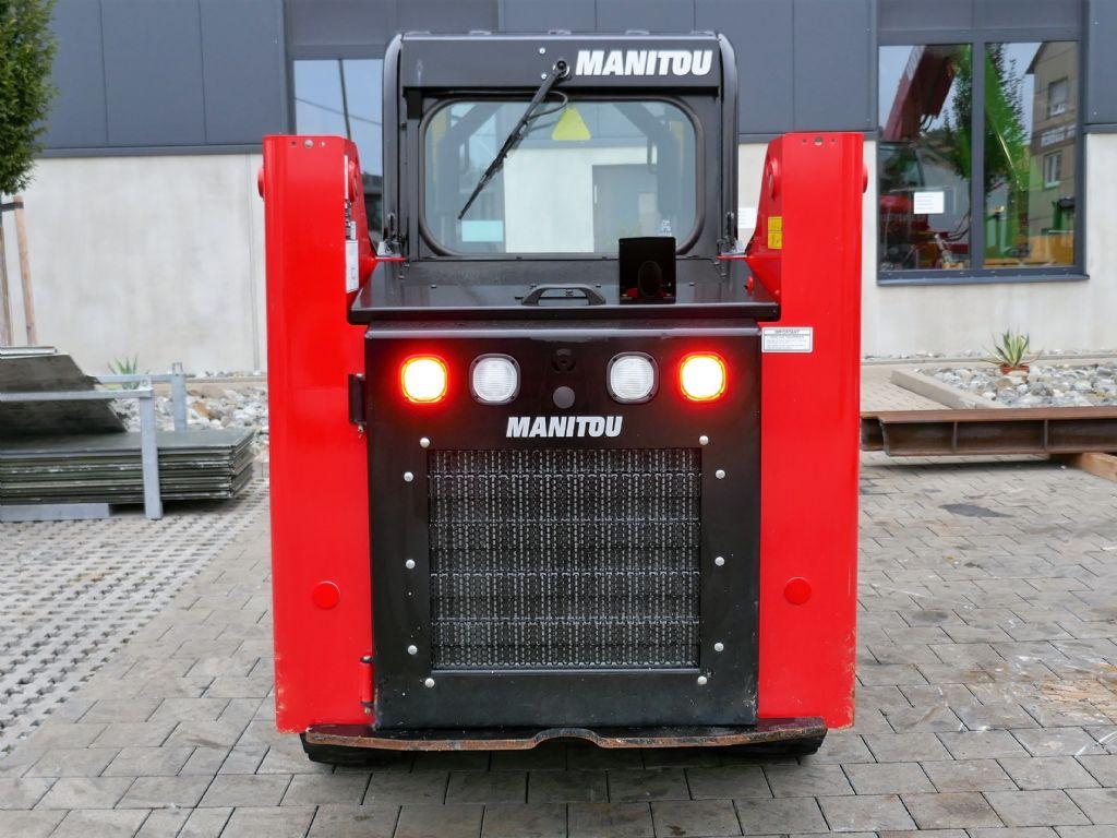 Manitou 1350R Kompaktlader www.hanselmann.de