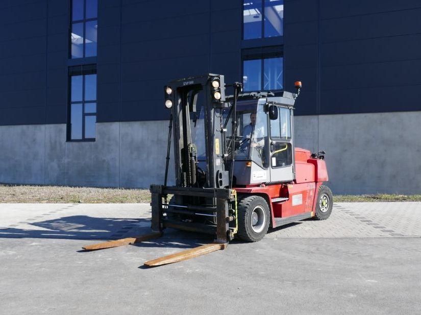 Kalmar DCF80-9 Dieselstapler www.hanselmann.de