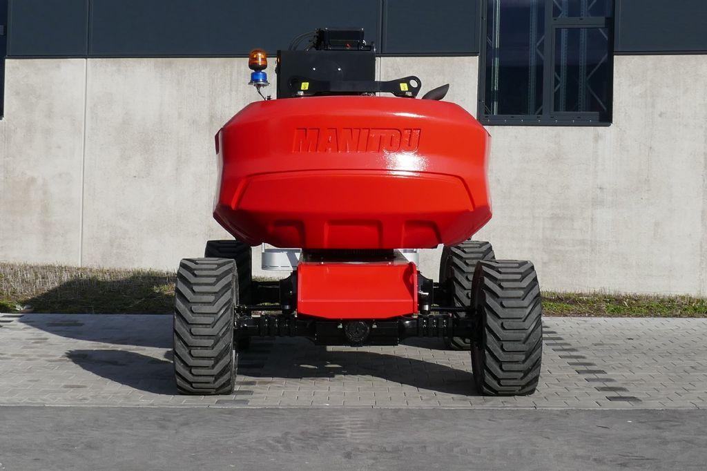 Manitou 180ATJ RC 4RD ST5 S1 Gelenkteleskopbühne www.hanselmann.de