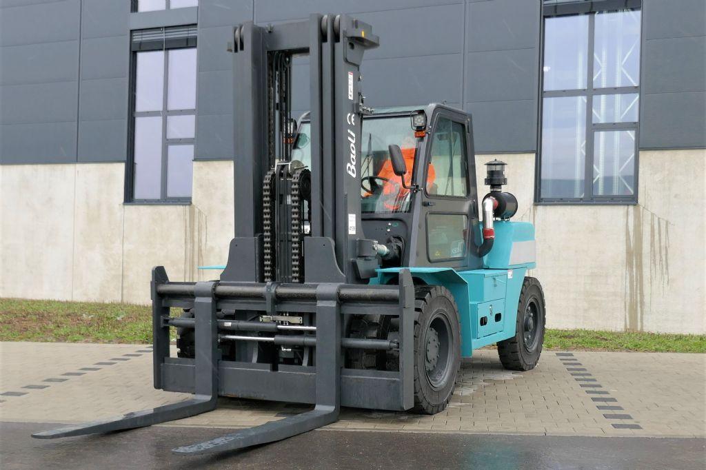 Baoli KBD100 Dieselstapler www.hanselmann.de